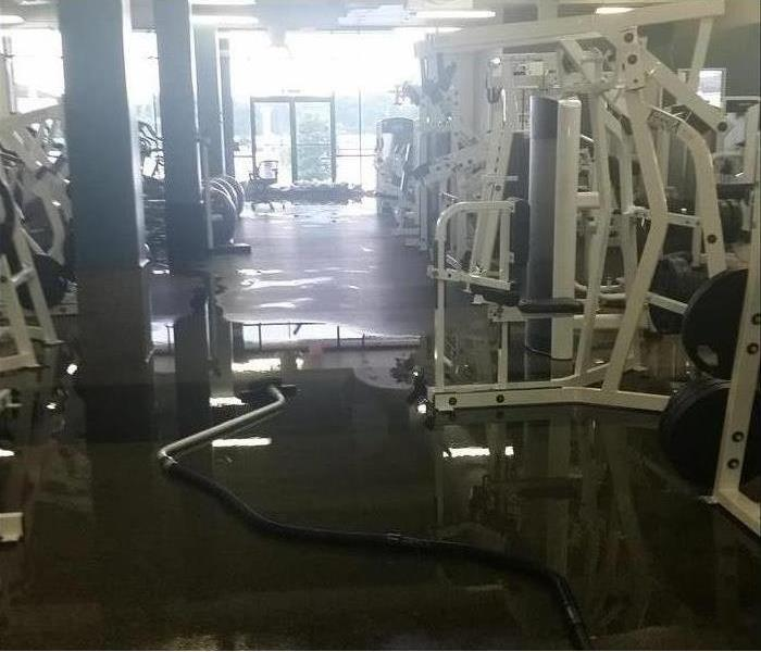 Concord Gym and Fitness Center and Water Before
