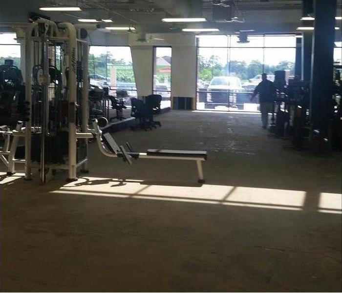 Concord Gym and Fitness Center and Water After