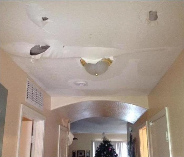 Water Damage – Concord Home