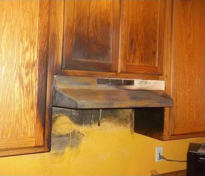 Fire Damage – Concord Kitchen