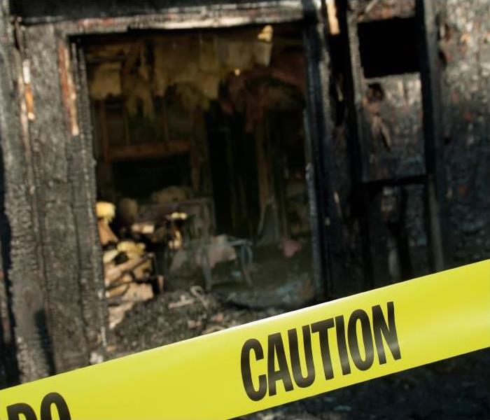 Fire Damage How Our Crew Of Professionals Restore Your Bow Home After A Fire