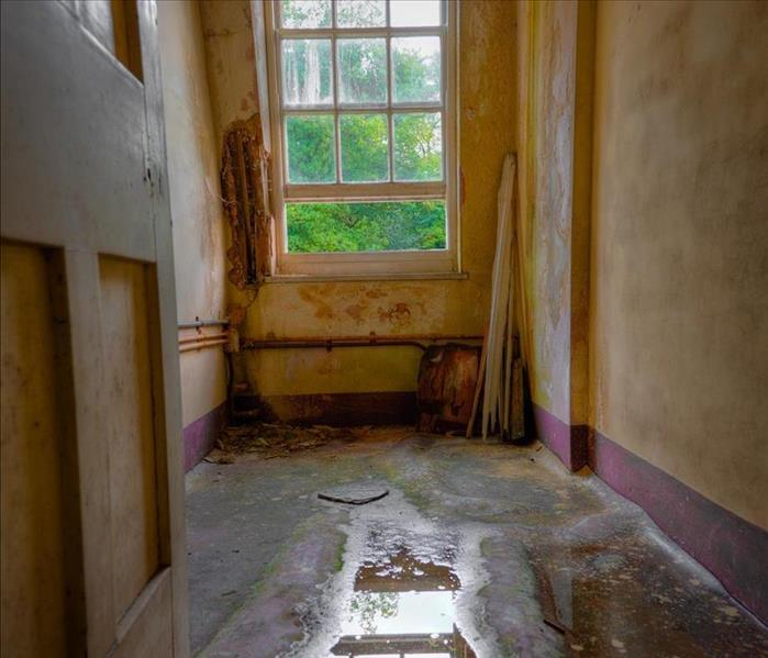 Water Damage Window Leaks Can Mean Double Damage to a Concord Property