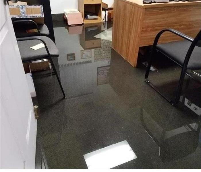 Commercial We Will Hep You Get Back In Business After Water Damage In Concord