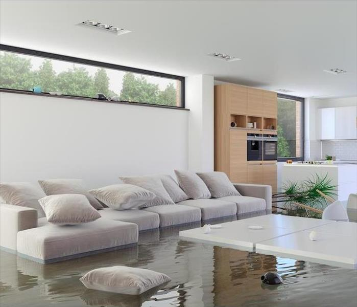 Storm Damage Professional Restoration for Flooding in Your Concord Home
