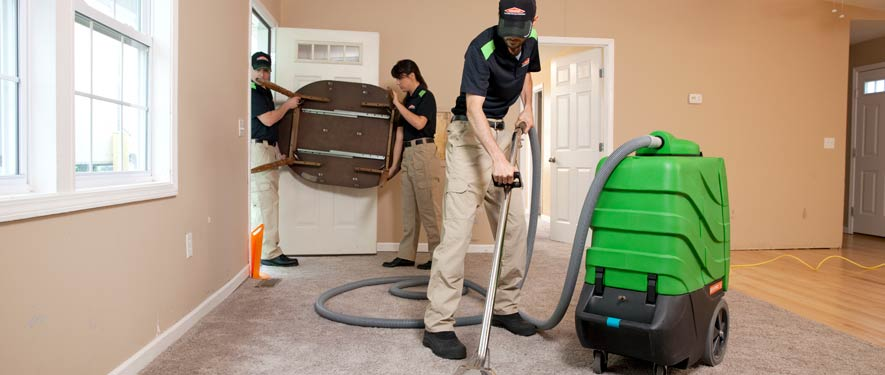 Concord, NH residential restoration cleaning